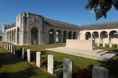 neuve Chapelle memorial