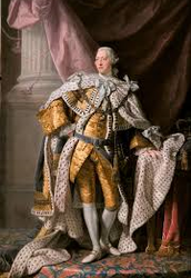 K - King George III