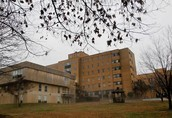 Current Day Photo of Dorothea Dix Hospital