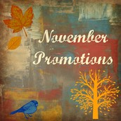 November promotions