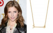 On the Mark Necklace (silver or gold) $49