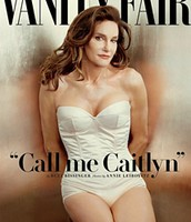 Bruce Jenner First announcing he is Caitlyn Jenner