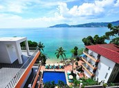 Blue Ocean Beach Resort Phuket