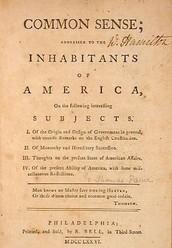 Thomas Paine Bio