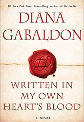 """Written in My Own Heart's Blood"" by Diana Gabaldon"