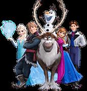 "4-K ""Frozen"" Night"