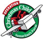 "Operation Christmas Child ""Shoebox Ministry"""