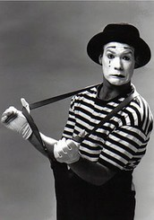 Excuse me, but if you don't Mime...
