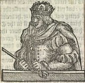 Henry VI, as depicted in the play