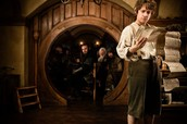 Meeting with Mentor-is when Gandalf and the Dwaves showed up at Bilbo's house
