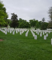 This is the Arlington National cemetery
