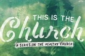 Sermon series continues this Sunday!