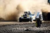 Dirt Drag racing