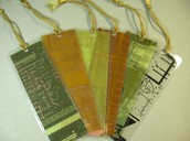 Eco bookmarks