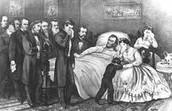 Abraham's last breath