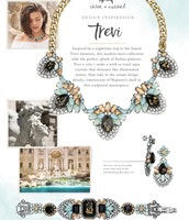 Trevi - inspired by Trevi Fountain in Rome at night time