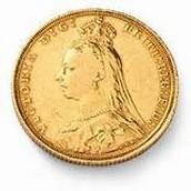 Victorian Era Coin