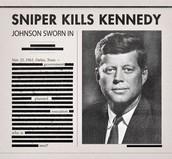 John Kennedy's Death