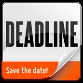 Nomination Ballots Due by April 8, 2016