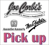 Joe Corbi's & More Fundraiser Pickup!