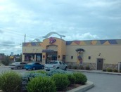 8. Taco Bell