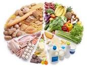Five Healthy Foods