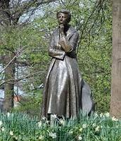 Eleanor's statue