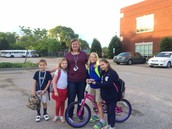 National Walk and Ride to School