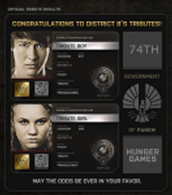 District 8 Tributes