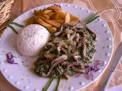 La comida en Camerun