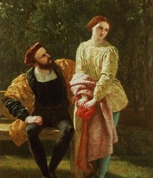 Viola & Duke from Twelfth Night