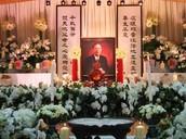 Traditional Memorial Altar