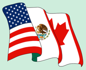 Canada, US and Mexico!
