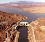 Morelos dam (mexican border)