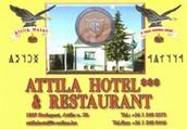 Attila Hotel Programajánló