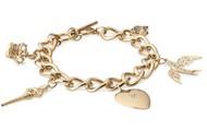 Wonderland Charm Bracelet by Alica Temperly for Stella & Dot