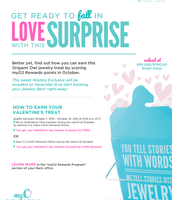Earn an Early *Treat* For Valentine's Day