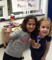 We figured out how to make maracas!