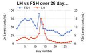 LH vs FSH
