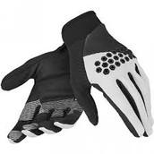 guantes tela sintética diez dólares