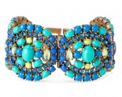 Sardinia Bracelet in Blue