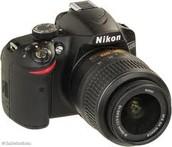 Interests : Nikon D3200