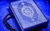 The religious book