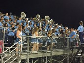 NBH MS/HS Band Rocking the stands at Bozeman
