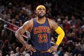 6. LeBron James