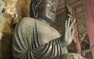 The Todai-ji Budda