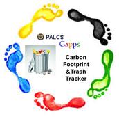Carbon Footprint Results & Trash Tracker Results!