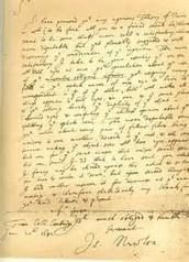 Letter's Journey
