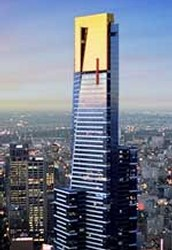 Why is the eureka tower called the eureka tower?
