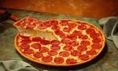 Pizza Pepperoni.